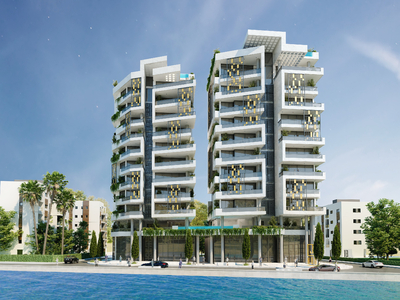 2 Bedroom Luxury Apartments  in Larnaca