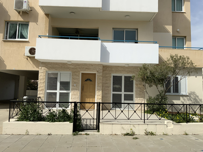 3 Bedroom Ground Floor Apartment  in Larnaca